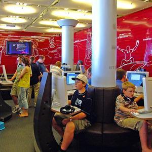 Интернет-кафе Голынок
