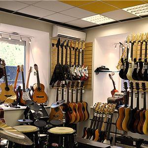 Музыкальные магазины Голынок