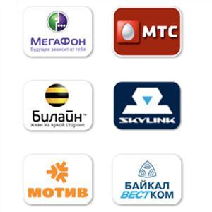 Операторы сотовой связи Голынок