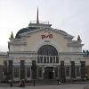 Железнодорожные вокзалы в Голынках